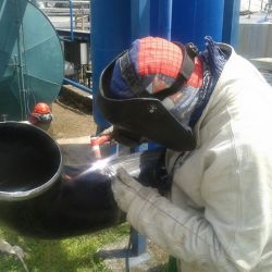 Reparación de redes de vapor