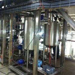 Fabricación estanques y montajes línea de miel